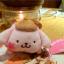 พร้อมส่ง So cute 2015 Sanrio Mame Petit Tsum Tsum Sakura Blossom key chain thumbnail 9