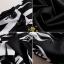 ชุดเซท เสื้อ+กระโปรง เสื้อเป็นผ้ายืดกระโปรงผ้าจอเจียร์พิมพ์ลาย thumbnail 5