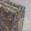 เซตผ้าฝ้ายลายดอกโทนสีฟ้า-เทา (1/8 หลา ) 3 ชิ้น thumbnail 1