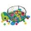 สุดคุ้ม ของแท้ เล่นได้ตั้งแต่แบเบาะ Grow-With-Me Activity Gym & Ball Pit™ ยี่ห้อ Infantino เป็นทั้ง Play Gym และ บ่อบอล สำหรับเด็ก แถมลูกบอล 40 ลูก (ดูภาพและคลิปวีดีโอนะคะ) thumbnail 2