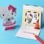 พร้อมส่ง Sanrio Hello Kitty mini standing card thumbnail 2