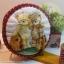กระเป๋าผ้าใส่เหรียญลายหมี thumbnail 1