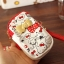 พร้อมส่งค่ะ Sanrio Hello Kitty double zipper pouch thumbnail 2