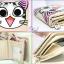 กระเป๋าสตางค์แมวจี้ (ใบสั้น) thumbnail 1