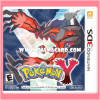 Pokémon Y for Nintendo 3DS (US) 95%