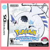 Pokémon SoulSilver Version for Nintendo DS (US) + Pokéwalker 95%