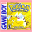 Pokémon Yellow Version : Special Pikachu Edition for Nintendo Game Boy (US) thumbnail 1