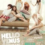 [Pre] Hello Venus : 3rd Mini Album - 차 마실래? +Poster