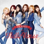 [Pre] Hello Venus : 1st Single - Sticky Sticky