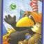 แนวภาพสัตว์ นกกาในกรอบสีน้ำเงิน มี 4 ภาพๆ ละ 2 ชุดในแผ่น กระดาษแนพคินสำหรับทำงาน เดคูพาจ Decoupage Paper Napkins ขนาด 21X22cm thumbnail 1
