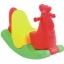 โยกเยกกุ๊กไก่ SIZE:28X75X49 cm. thumbnail 1